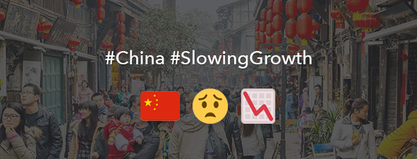 China Economy Slowing Growth