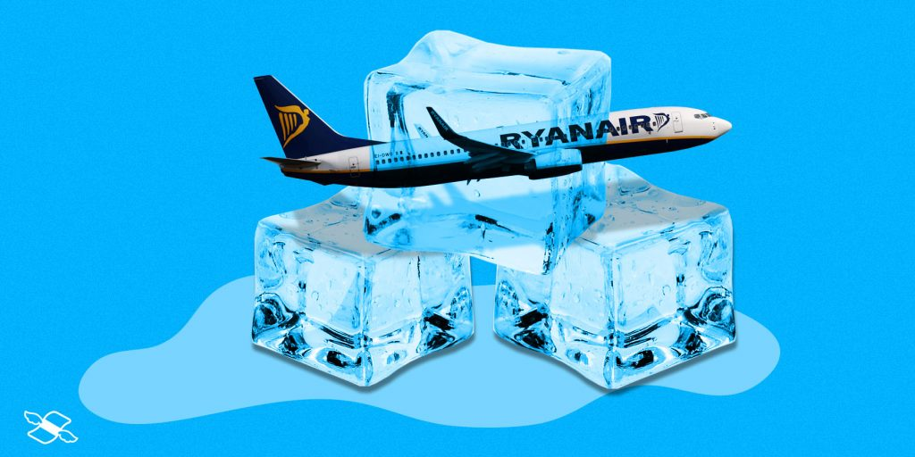 Ryanair braced for impact