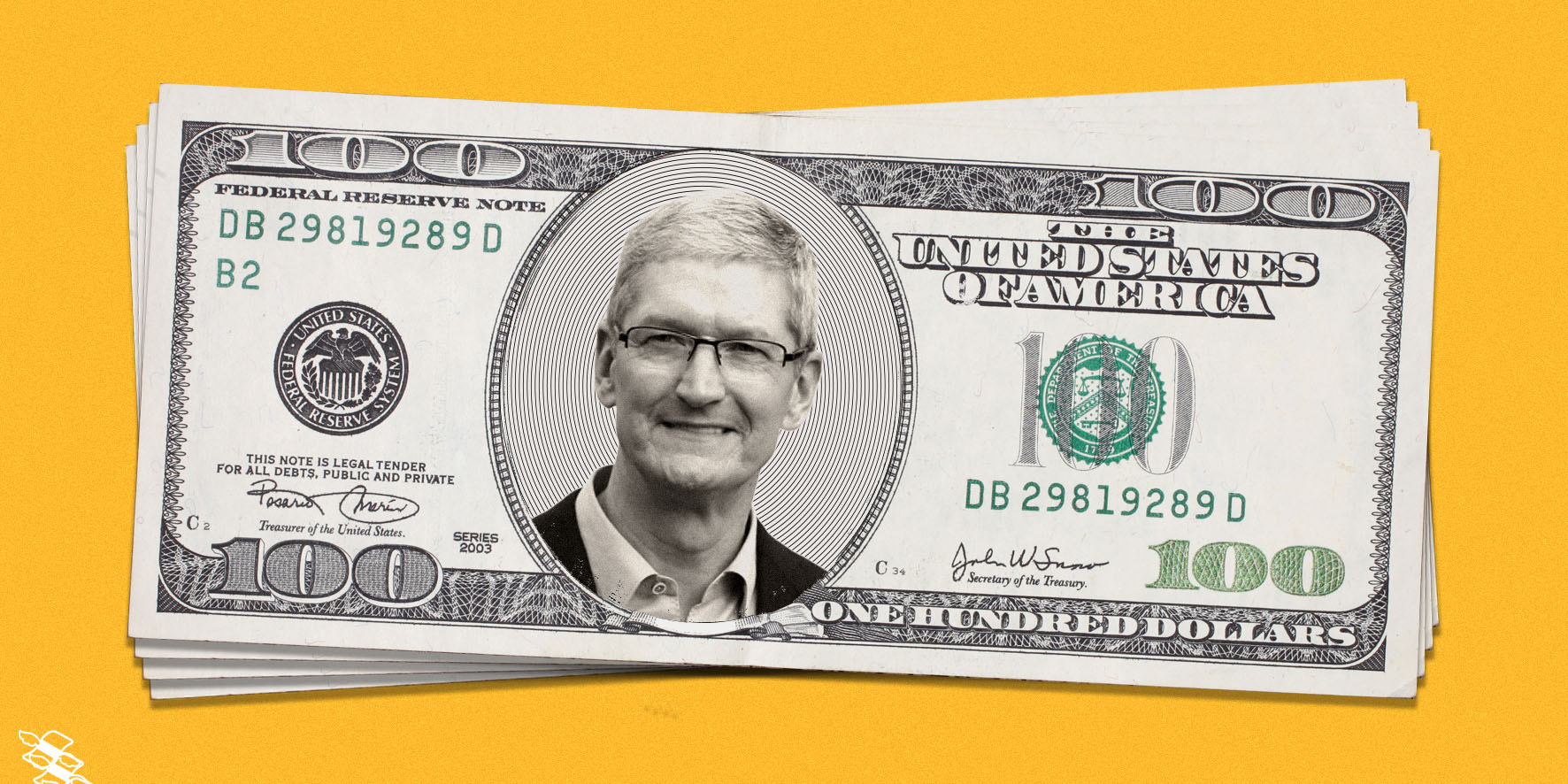 Apple's quarterly results