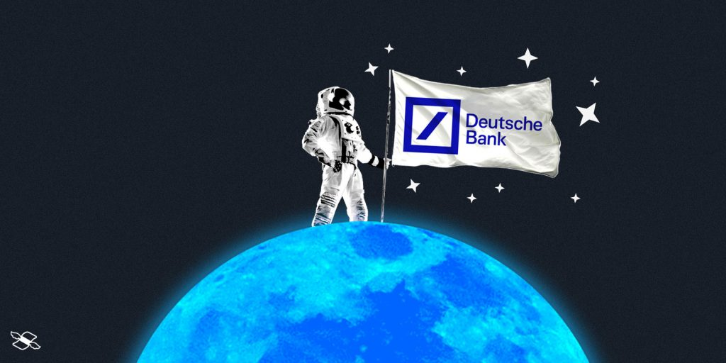 Deutsche Bank reported a weak quarter