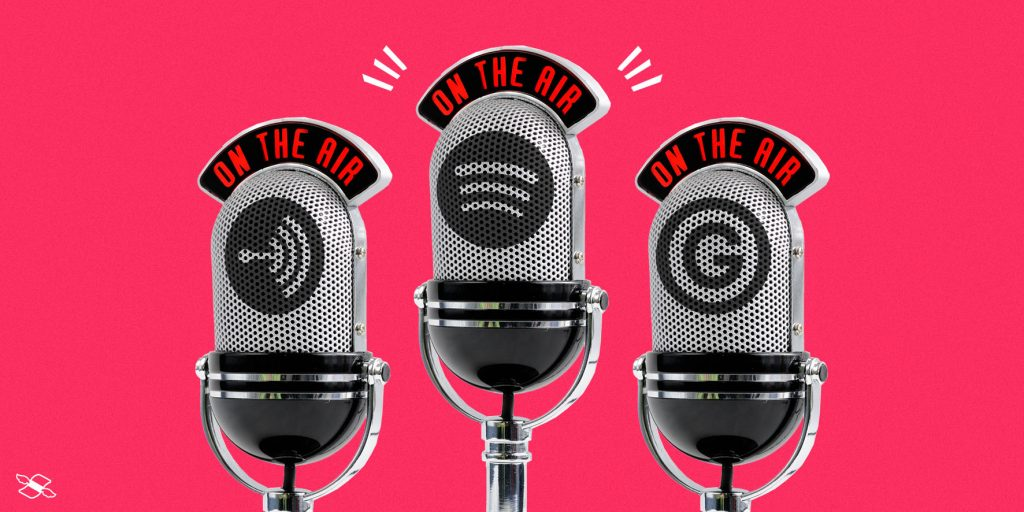 Spotify acquired two podcast companies