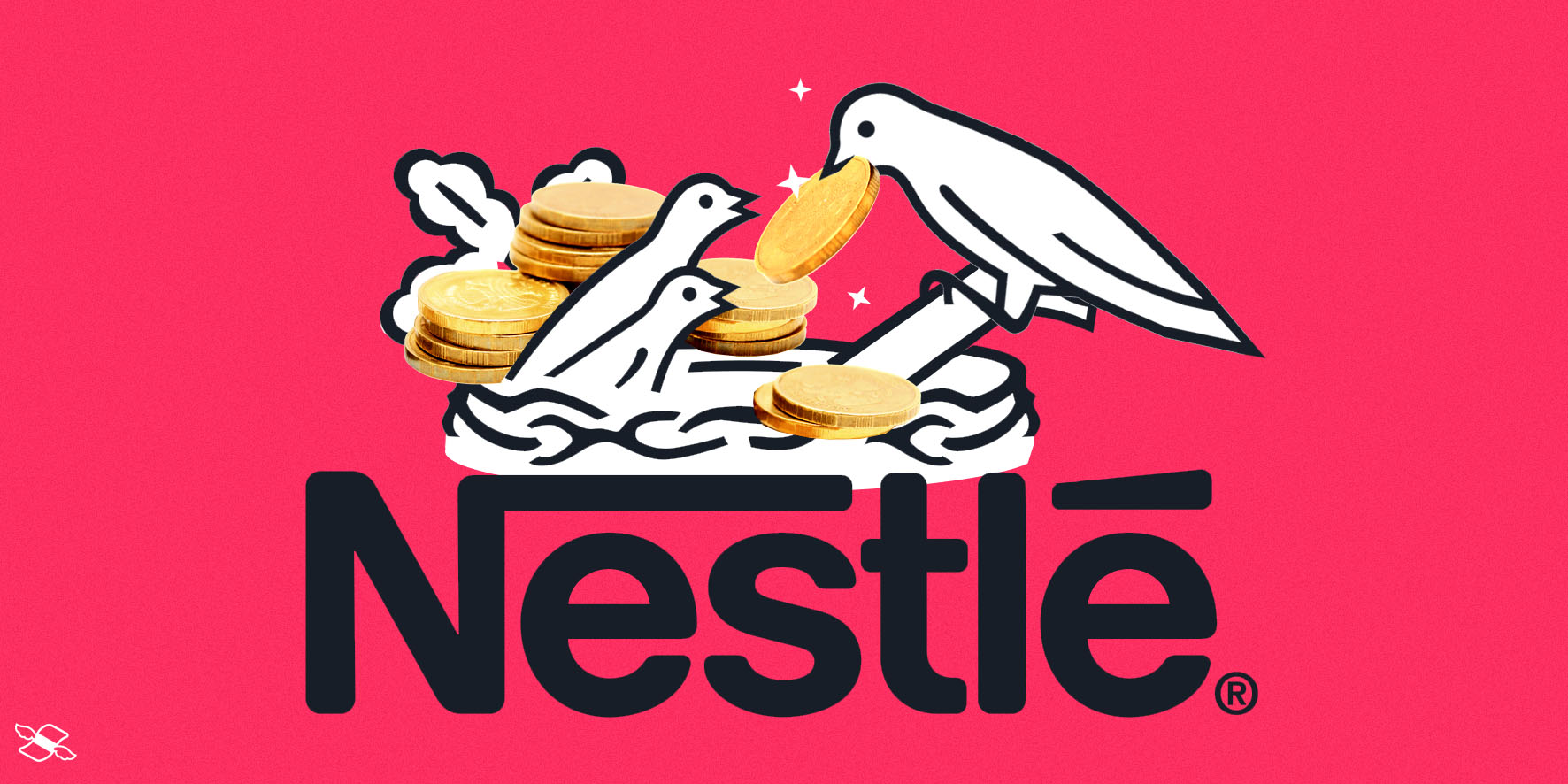 Nestlé reported strong results