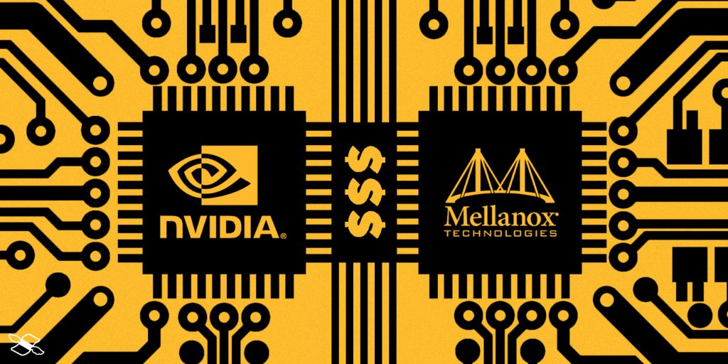 Nvidia buying Mellanox