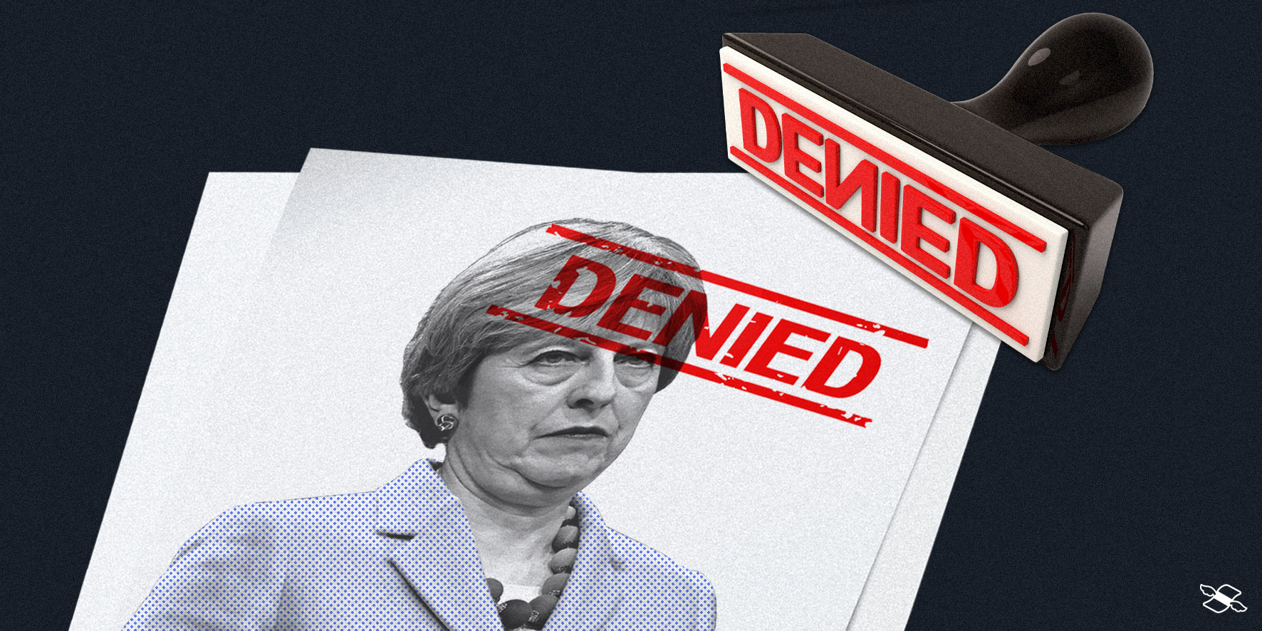 The UK voted down another Brexit deal