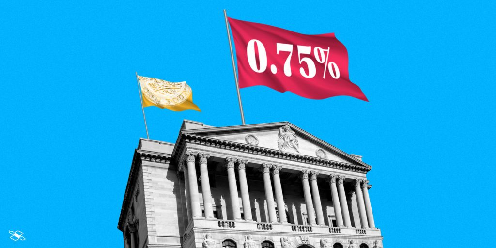 Bank of England kept rates unchanged