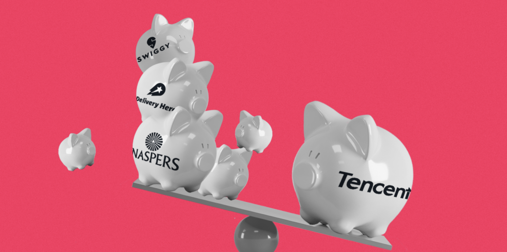 Naspers Tencent spinoff