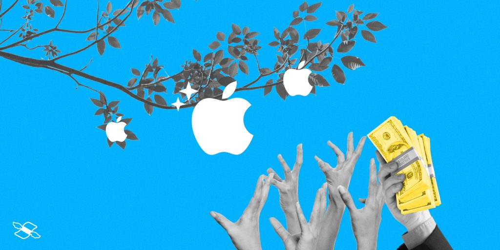 Apple's results and raised forecasts leave investors clamoring for its stock