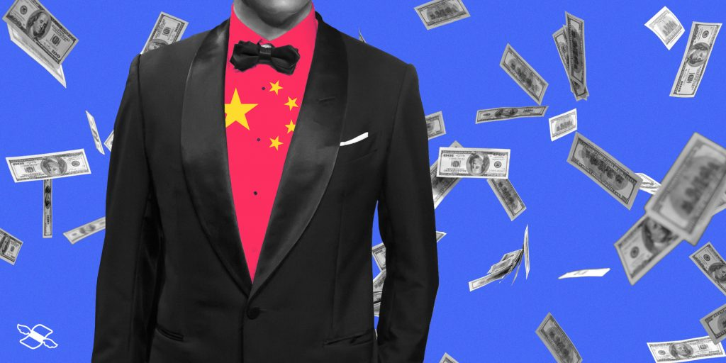Tencent announced US dollar bonds