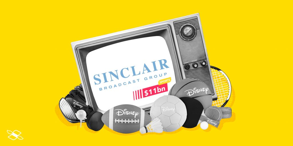 Sinclair's $11 billion sports acquisition