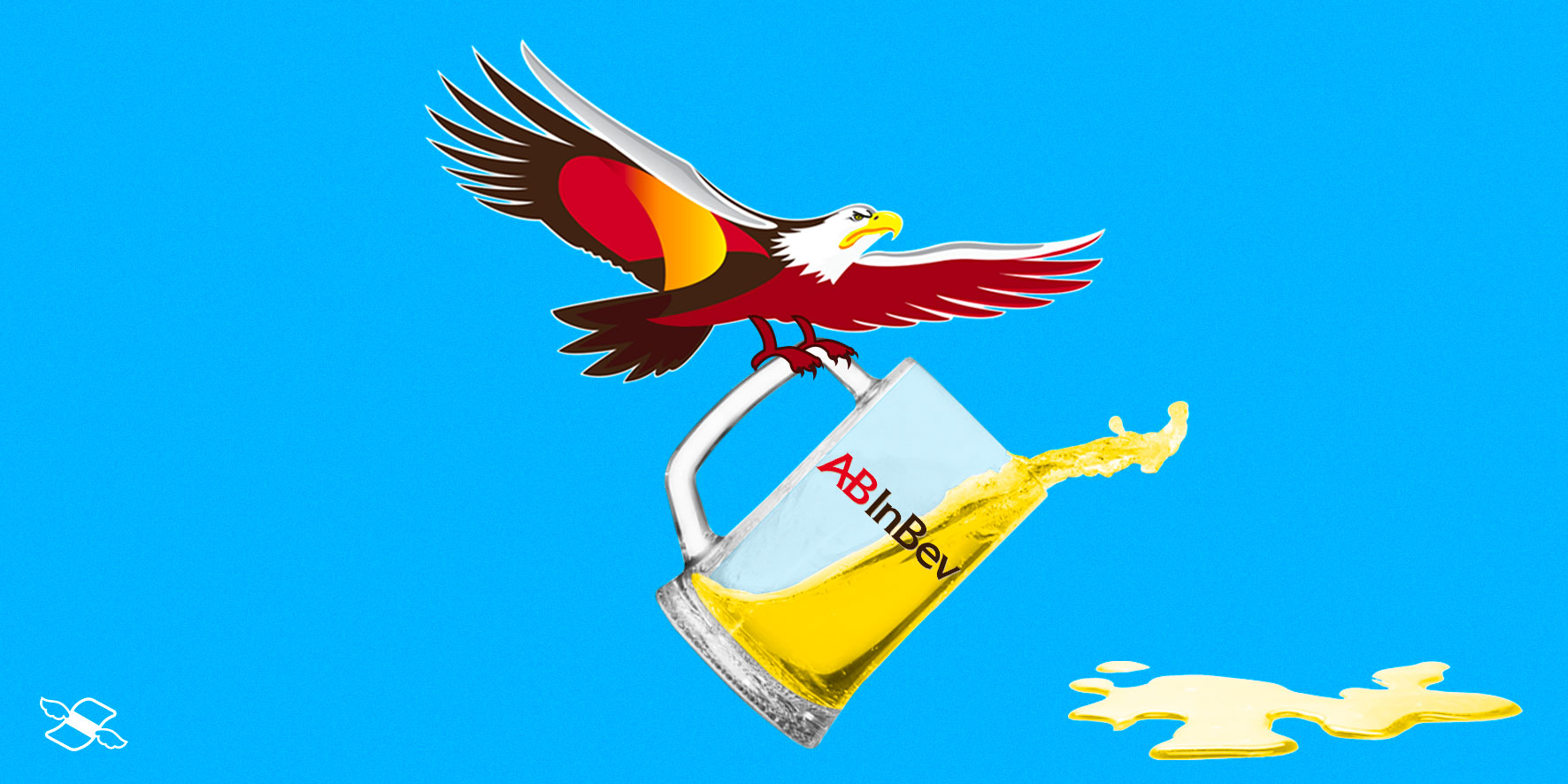 AB InBev spills its first quarter