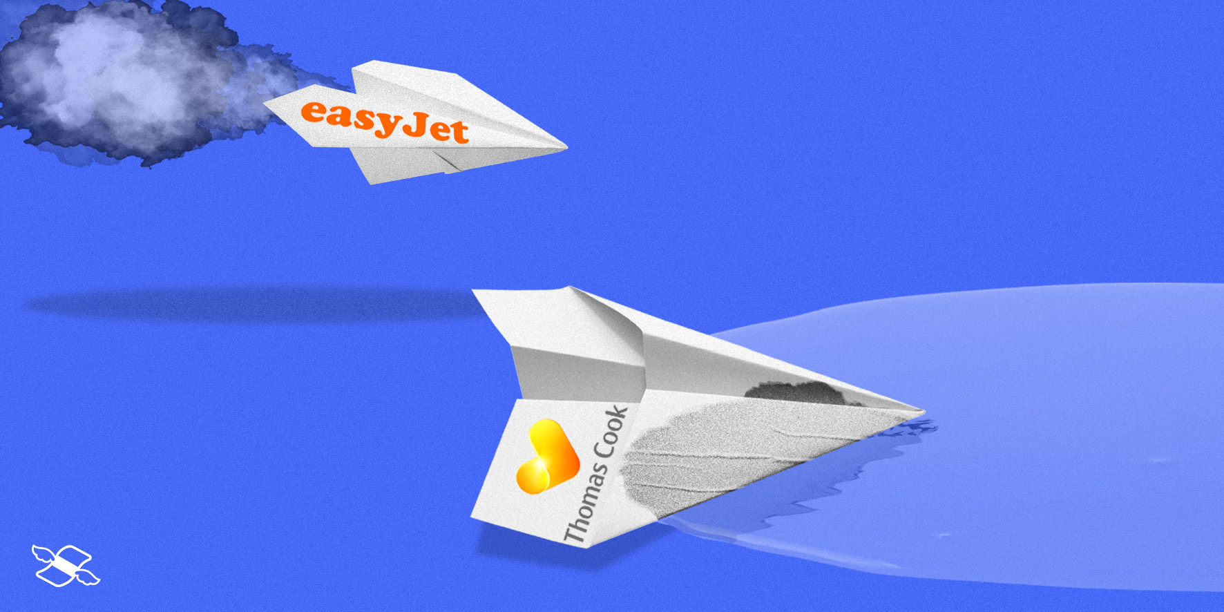 EasyJet and Thomas Cook