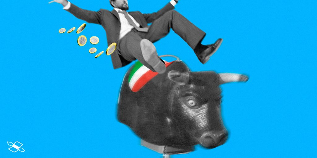 Investors ditch Italy