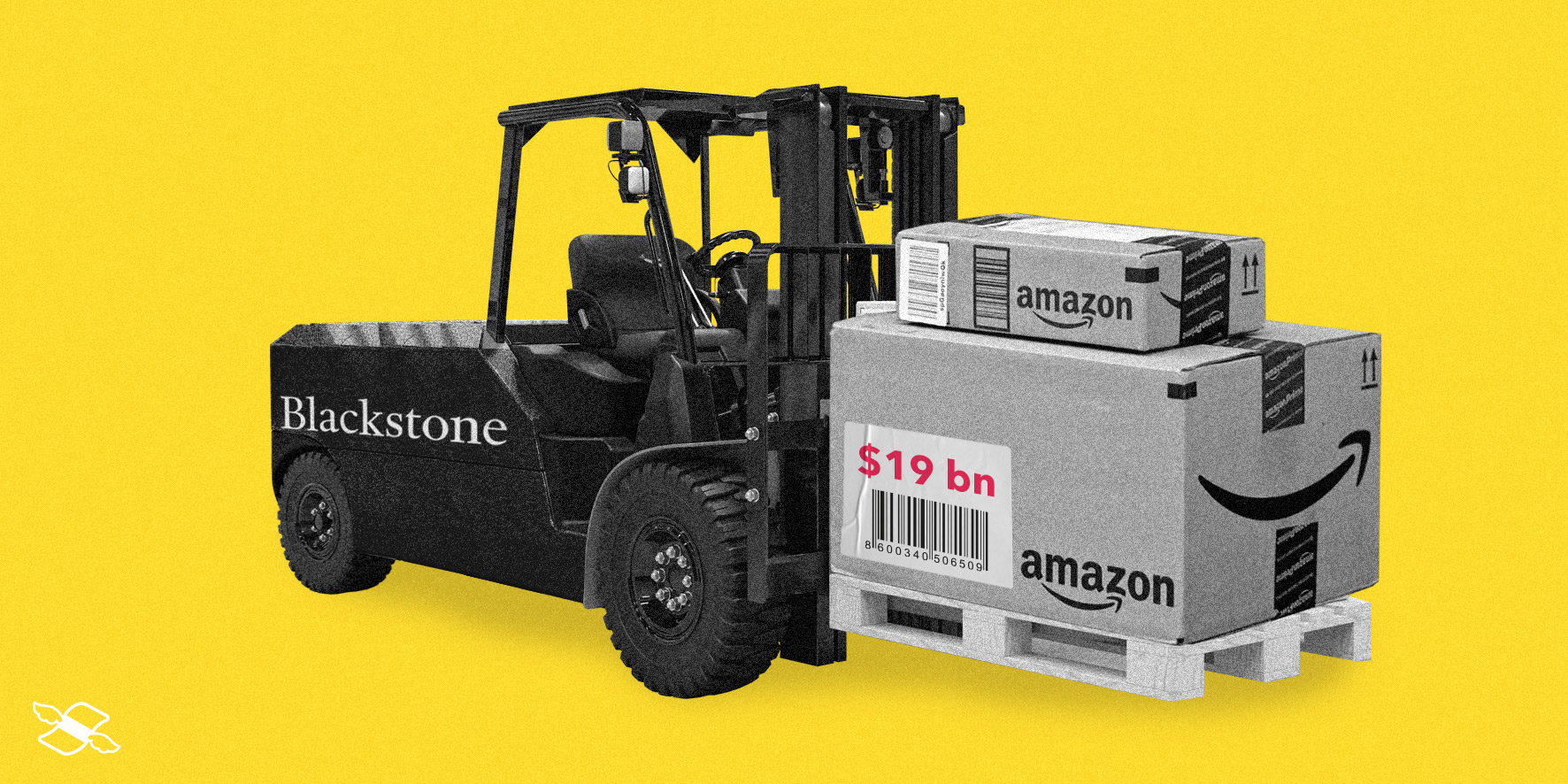 Blackstone gets into logistics