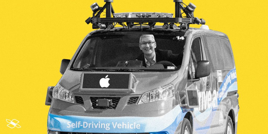 Apple acquires Drive.ai