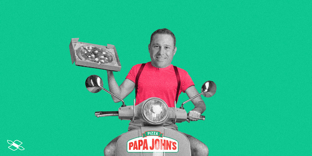Papa John's orders in a new CEO