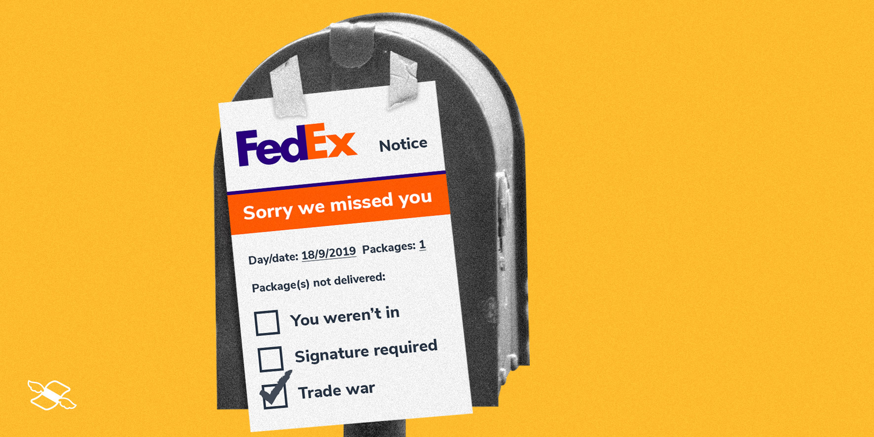 FedEx's weak quarter