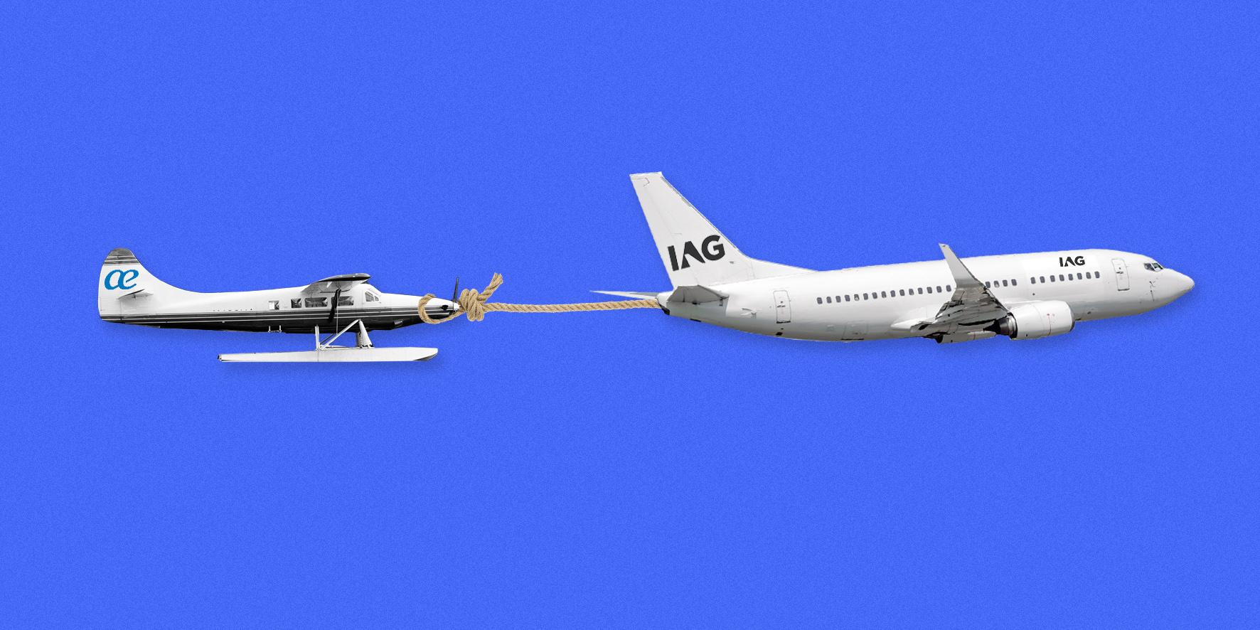 IAG buys AirEuropa