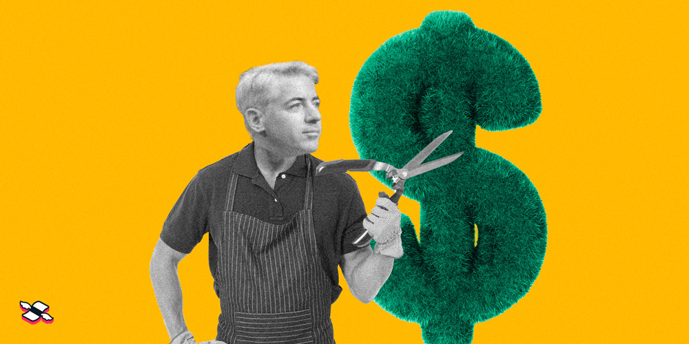 Bill Ackman made some nice profits on his hedges