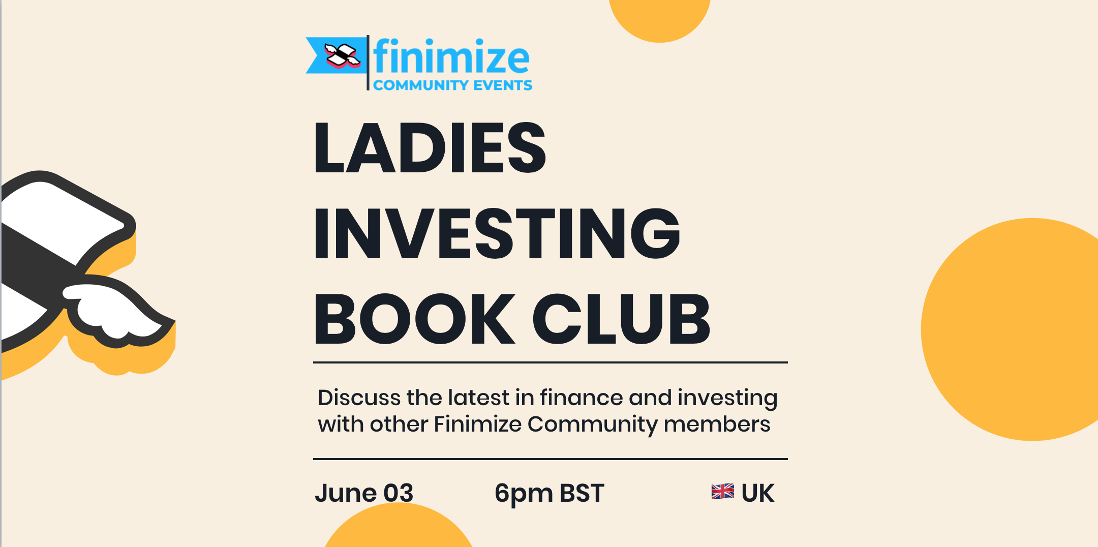 Ladies Investing Book Club, UK