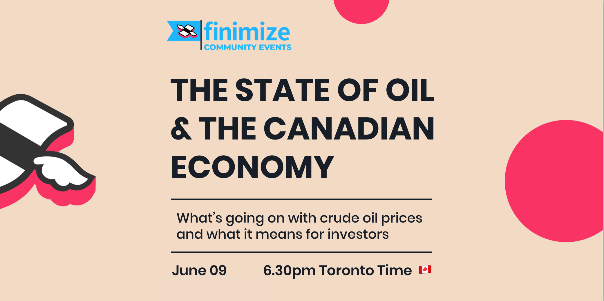 The state of Crude Oil & the Canadian Economy