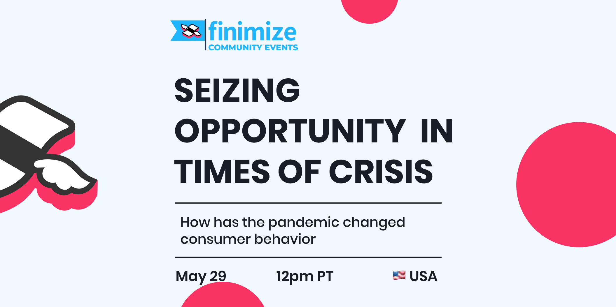 Seizing Opportunity in Times of Crisis