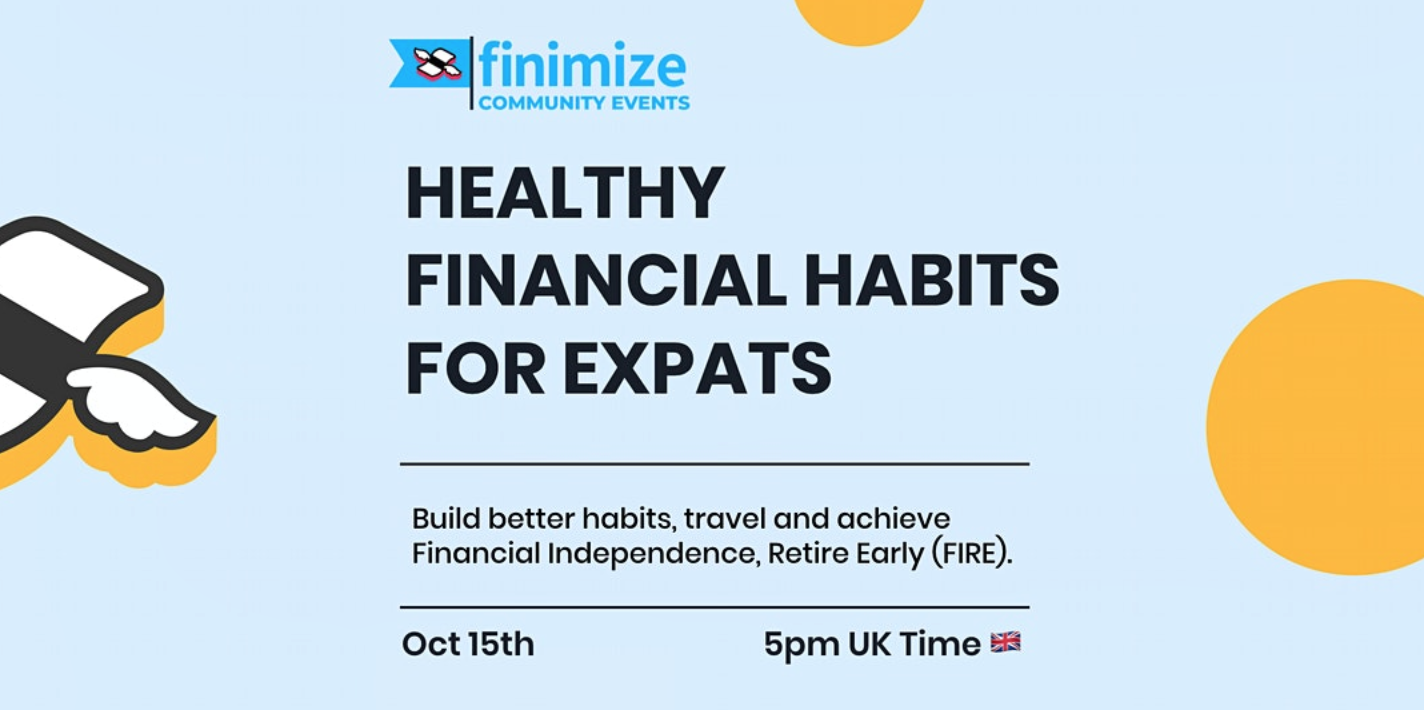 Healthy Financial Habits for Expats