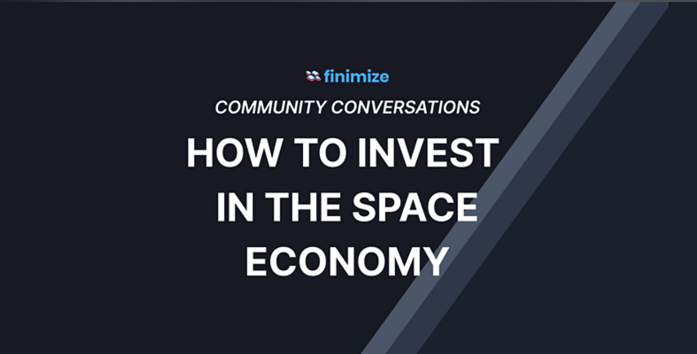 Space: The Final Investment Frontier